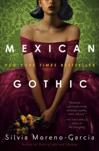 The October selection for Books that Bind is Mexican Gothic by Silvia Moreno-Garcia. We'll be meeting Thursday, October 21, 2021. Join us!