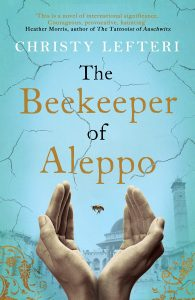 The August selection for Books that Bind is The Beekeeper of Aleppo by Christy Lefteri. We'll be meeting Thursday, August 19, 2021. Join us! Free and open to the public.