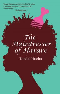 The November selection for our monthly book club, Books that Bind, is The Hairdresser of Harare by Tendai Huchu. We'll be meeting Thursday, November 18, 2021. Join us! Free and open to the public.