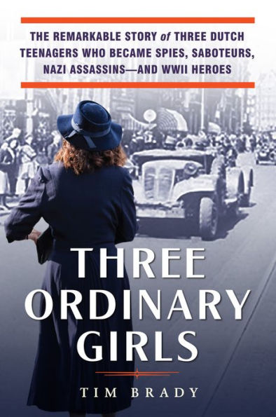The Interchurch Center book club Books that Bind will be reading Three Ordinary Girls by Tim Brady for the month of July 2021. Register on Eventbrite for our virtual meeting held via Zoom. Free.